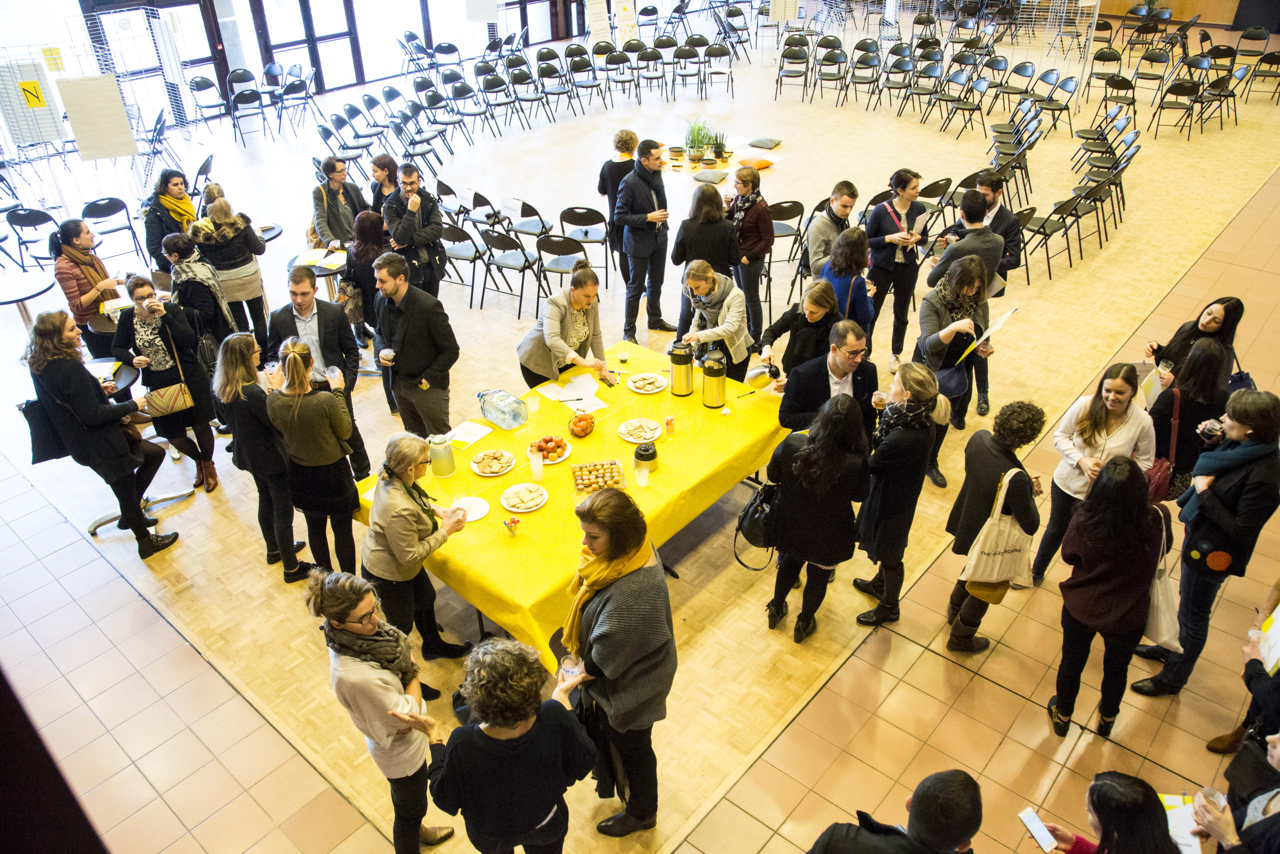 Forum Ouvert Nouvelles Générations d'actifs - Nantes - Les Orpailleuses