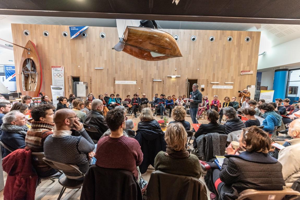 Forum Ouvert Migrants La Rochelle Les Orpailleuses