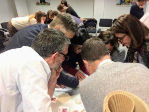 Créativ Car Séminaire Cadres Ile de France - Humanance