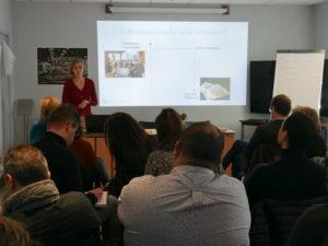 Animation d'un atelier de cohésion - Medef 17 à La Rochelle - Humanance