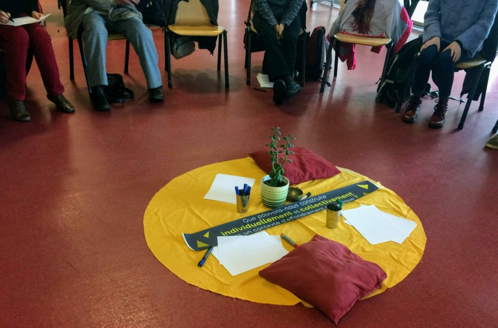 Présentation Forum Ouvert Paroles Essentielles à Rochefort - Humanance