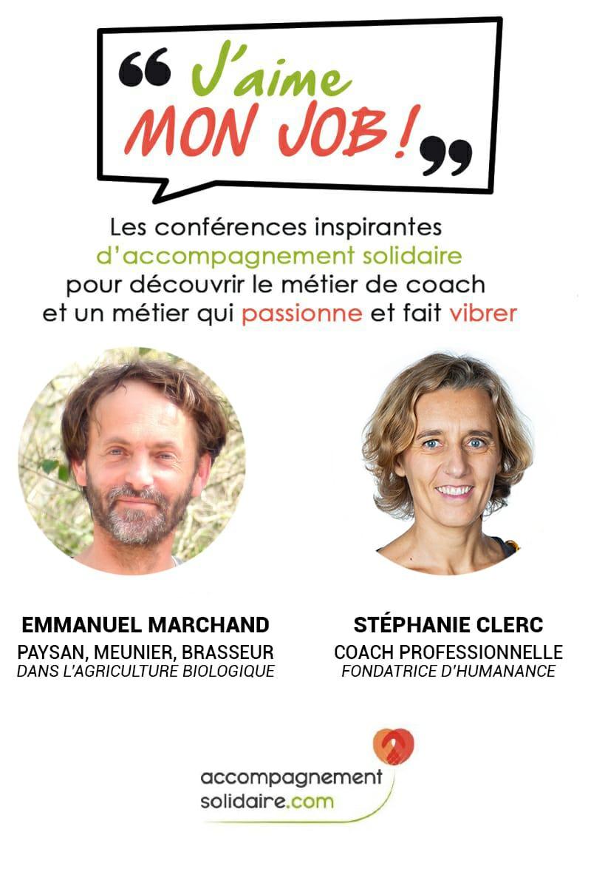 conférence J'aime mon Job Accompagement Solidaire 16/06/2021