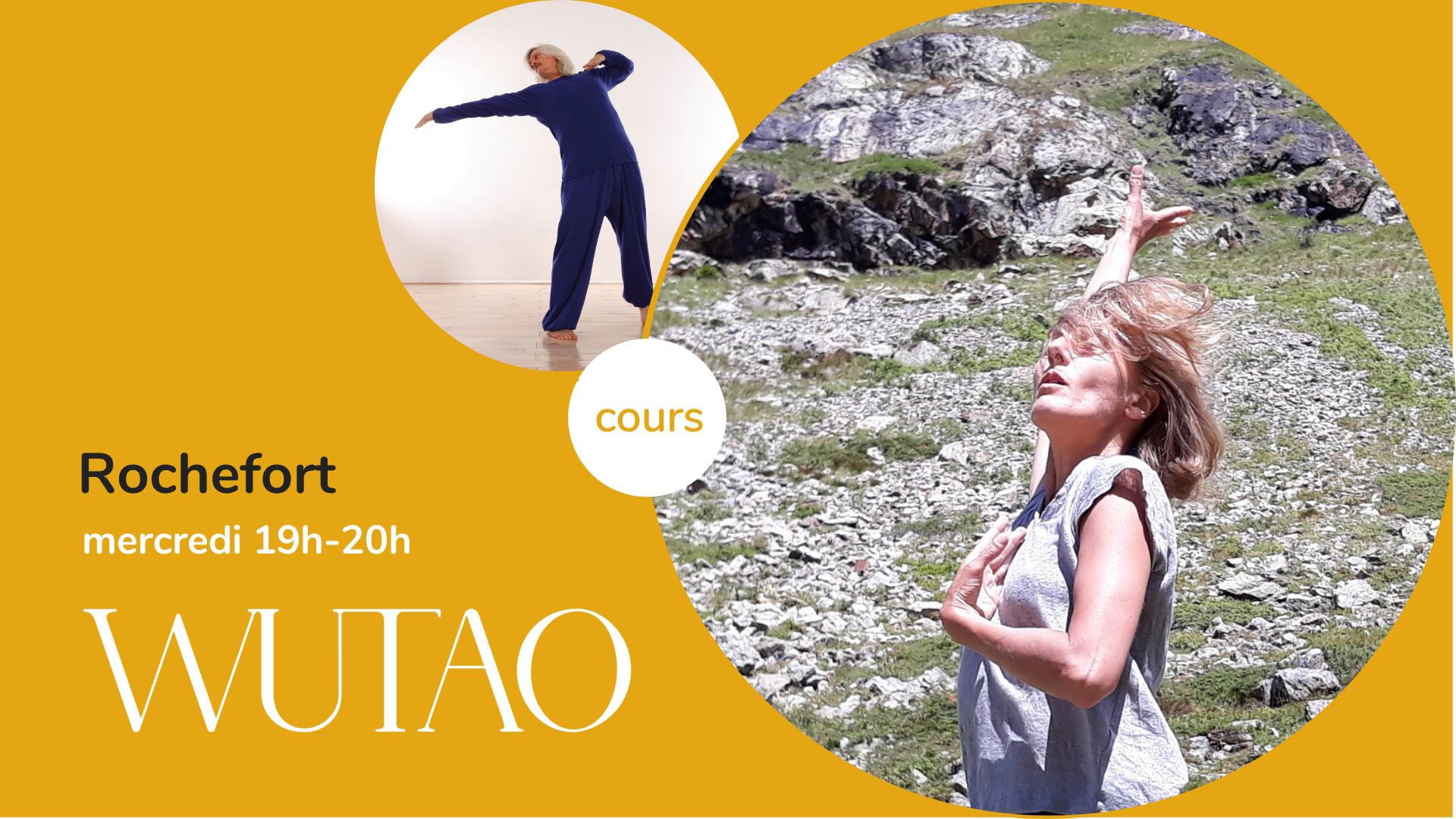 Nouveau à Rochefort : Cours de Wutao !